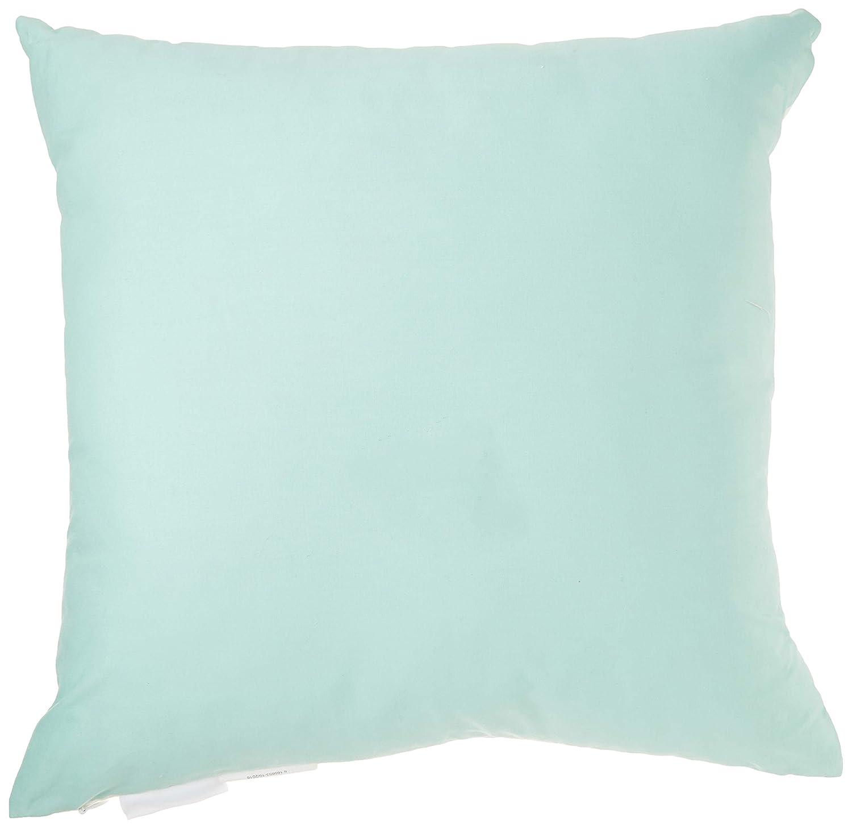 Amazon.com: Agatha bordado almohada cuadrada: Home & Kitchen