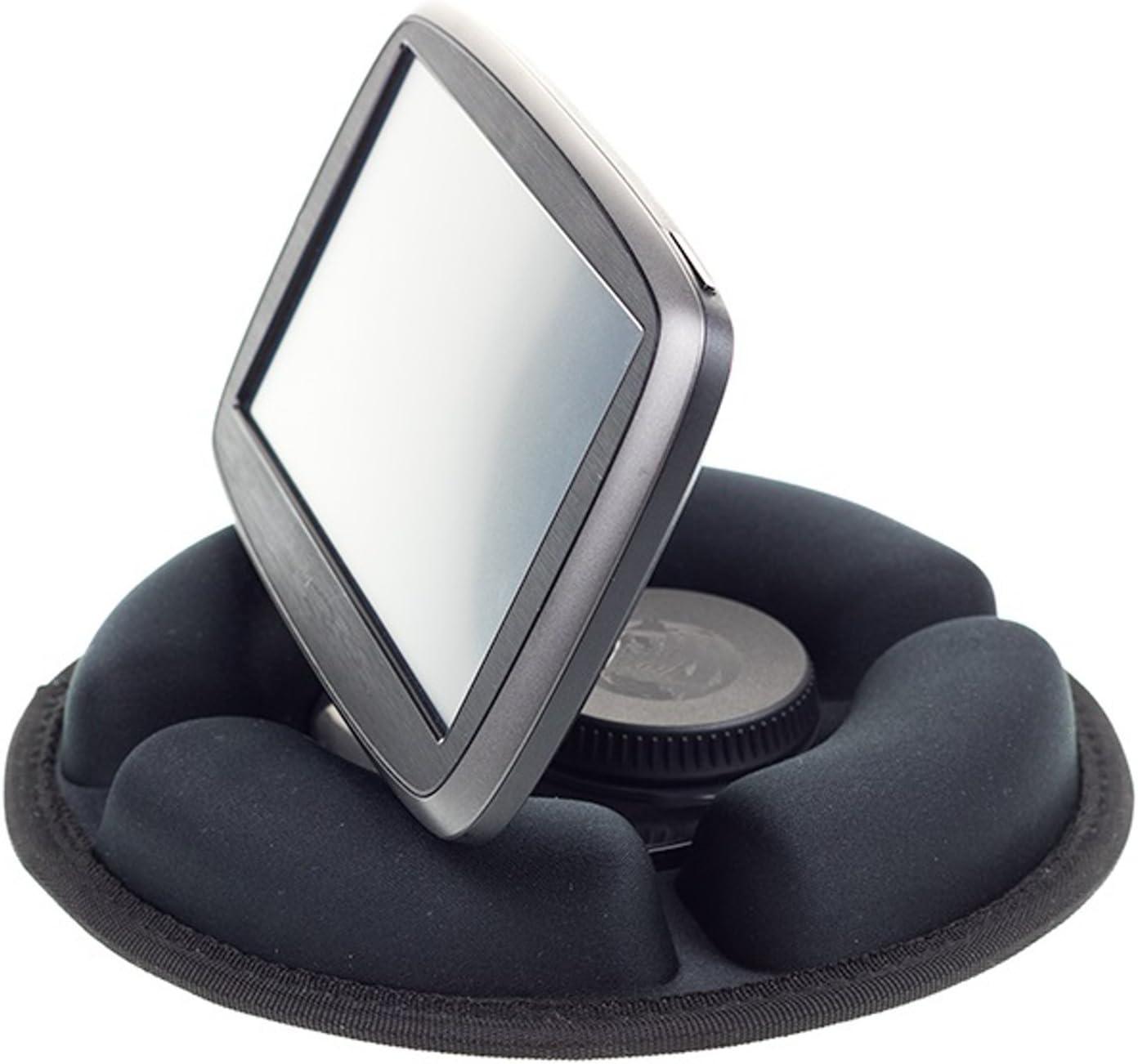 Digicharge® Soporte de para salpicadero para Garmin Tomtom Mio Navman GPS Nextbase Dash CAM Samsung teléfono Inteligente Smart Phone Mobile Action Camera CAM Gopro