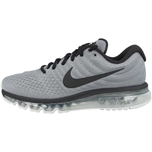 Nike Air MAX 2017, Zapatillas de Trail Running para Hombre, Gris (Cool Grey/Black/Pure Platinum 011), 45.5 EU: Amazon.es: Zapatos y complementos
