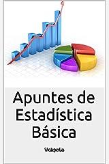 Apuntes de Estadística Básica: Matepedia (Spanish Edition) Kindle Edition