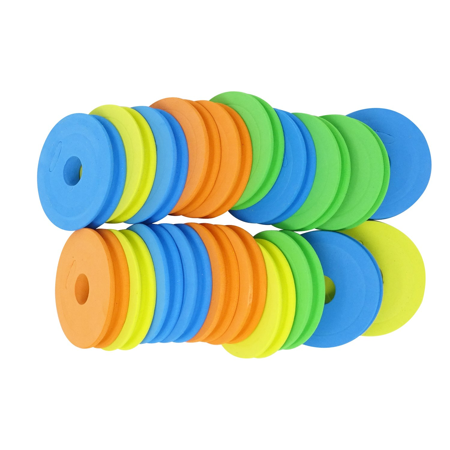 【信頼】 Honbay 20PCS 20PCS 68mm Fishing Winding Foam Fishing Spools Fishing Line Spools Circular Winding Plates B074H1YJDG, 赤猫たま商店:08440dc2 --- a0267596.xsph.ru