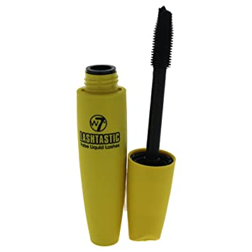 d472baaf727 Amazon.com : W7 Lashtastic Blackest Black Mascara, 0.503 Ounce : Beauty