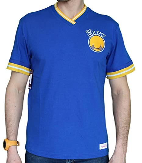 b88d1bd4 Image Unavailable. Image not available for. Color: Mitchell & Ness Golden  State Warriors NBA Win ...