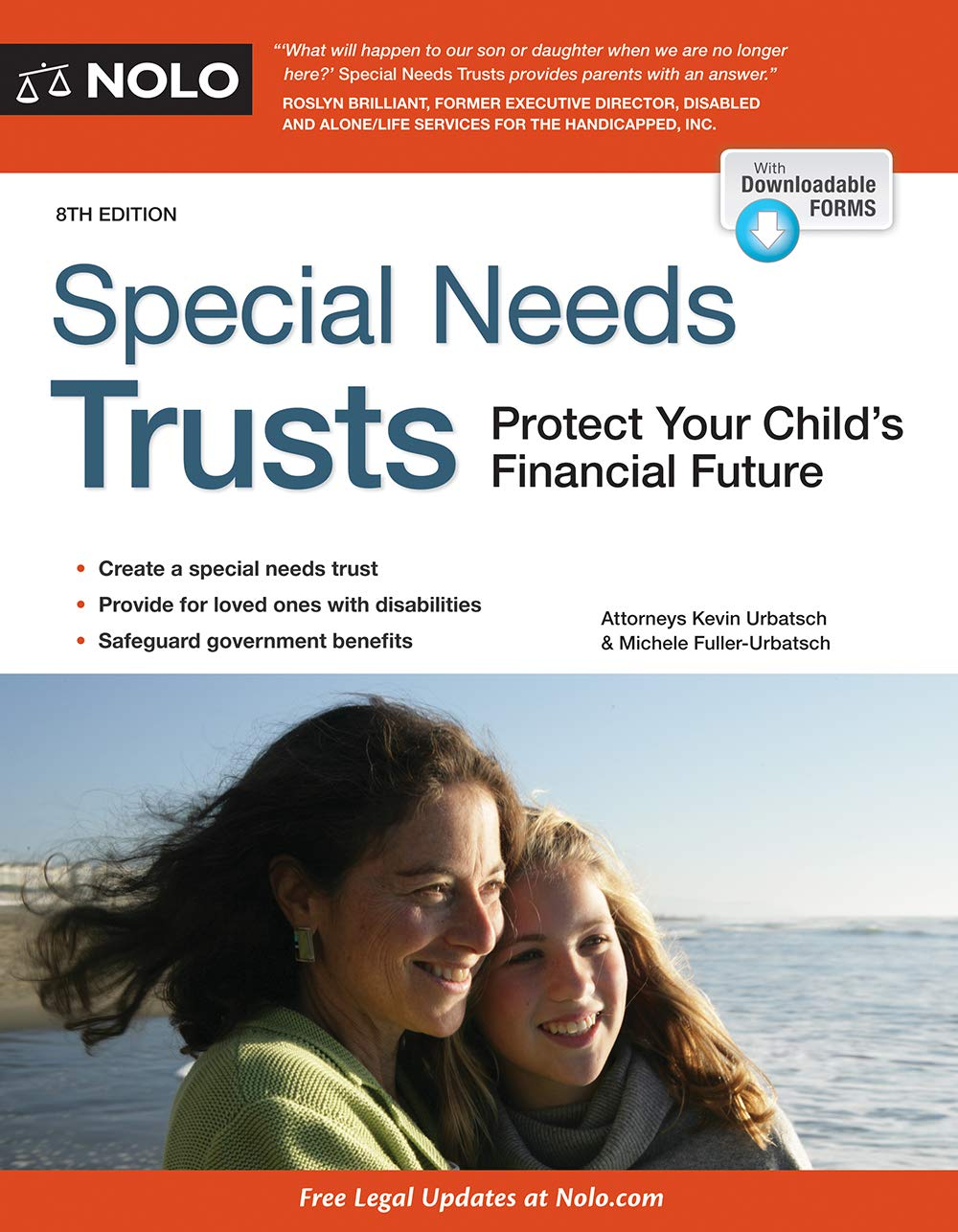 Special Needs Trusts: Protect Your Child's Financial Future by NOLO