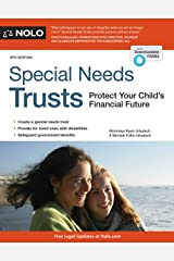 Special Needs Trusts: Protect Your Child's Financial Future Kindle Edition