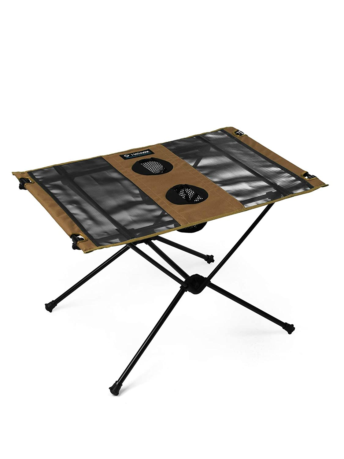 Holds Up to 50kg Collapsable Outdoor Camping Table Helinox Table One Lightweight Perfect for Hiking Trips Portable