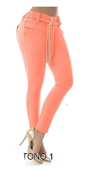 Super Femmes Push UpMontrer Vos Orange Pour Jeans Les TJF1lcK