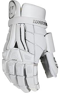 Black//White Brine-Warrior Lacrosse K5GX15 Brine King 5 Glove 14