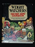 Weight Watchers 365-Day Menu Cookbook (Based On The Weight Watchers Full-Choice Food Plan)
