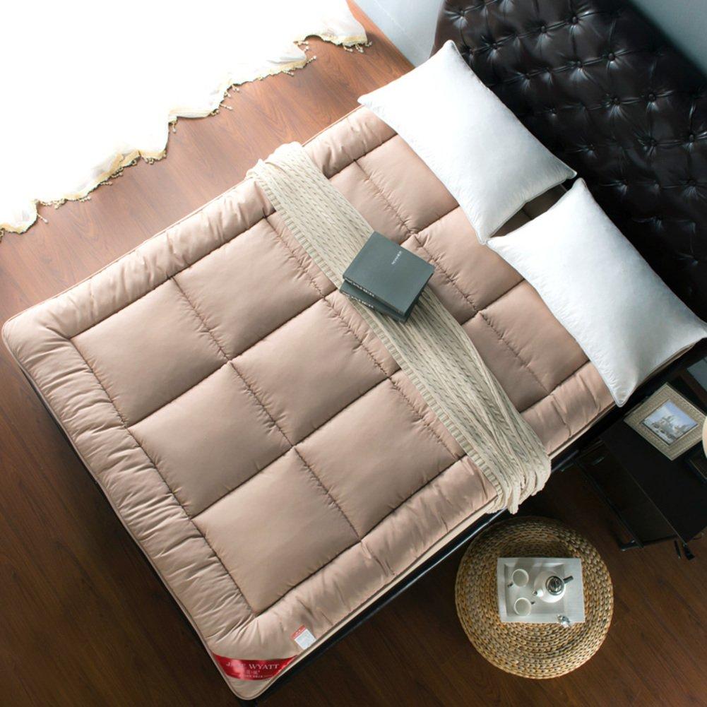 H 180x200cm(71x79inch) Thicken Student Dormitory Mattress,Household Double Tatami Mattress Stilvoll Comfortable Four Season Floor Mattress-o 180x200cm(71x79inch)