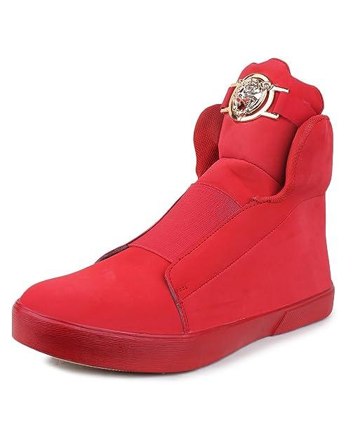 d3775c51f6 jynx Men's Hip hop Sneakers: Buy Online at Low Prices in India - Amazon.in