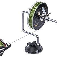 KRAKEN FISHING Enrollador de Línea de Pesca. Bobinadore hilo pesca. Carrete diseñado para llenar sus carretes con trenza…