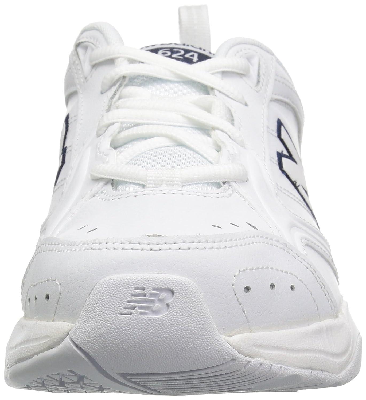New Shoe Balance Women's WX624v2 Training Shoe New B007OWZW0K 7.5 D US|White 4ec954