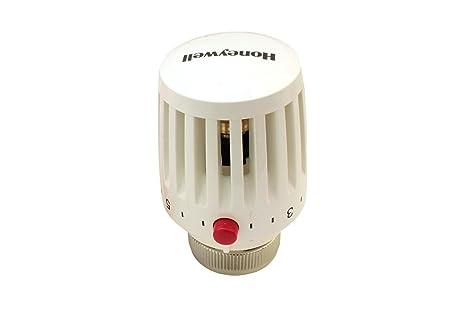 Honeywell Braukmann Thera 100 con la 2 posición, Cabeza de termostato, T1002B3W0
