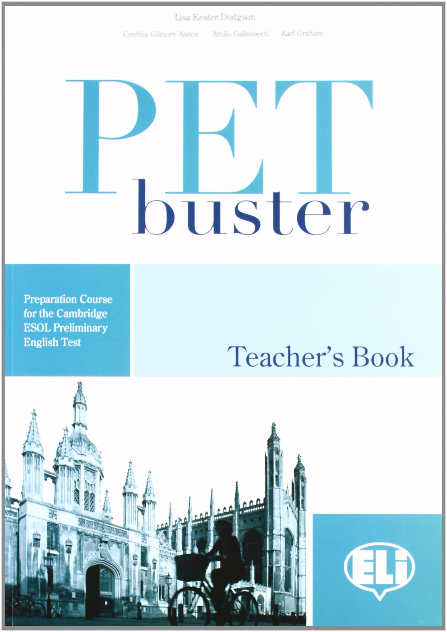 Pass Pet Teachers Book