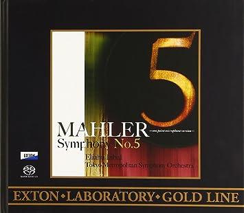 《EXTON Laboratory Gold Line》マーラー:交響曲第5番ワンポイント・レコーディング・ヴァージョン