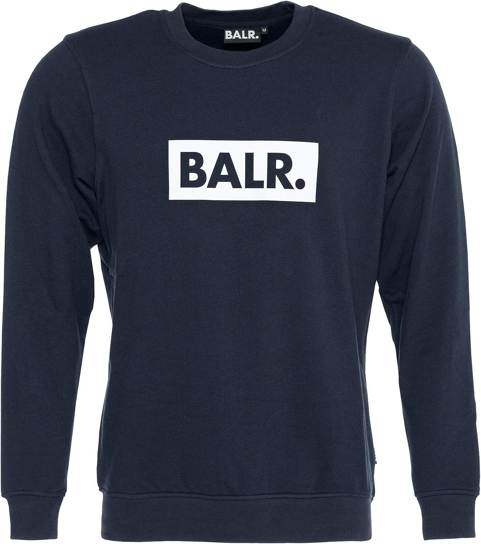 BALR Sweat Shirt Homme: : Vêtements et