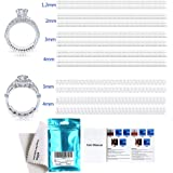 Ring Snuggies Assorted Pack Of 6 Amazon Co Uk Jewellery