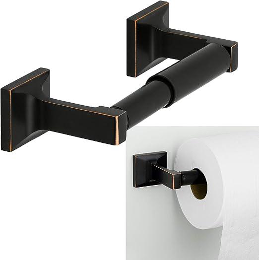 Oil Rubbed Bronze Redwood Series 4 Piece Bath Hardware Bathroom Accessory Set