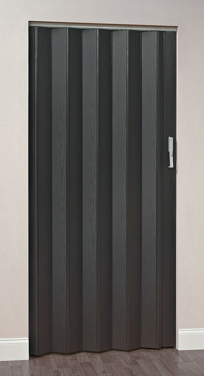 80 x 60 vinyl laminated medium density fiberboard folding door ebony ash amazon com
