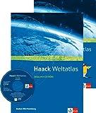 Haack Weltatlas für Sekundarstufe I und II / Ausgabe für Baden-Württemberg mit CD-ROM und Arbeitsheft Kartenlesen