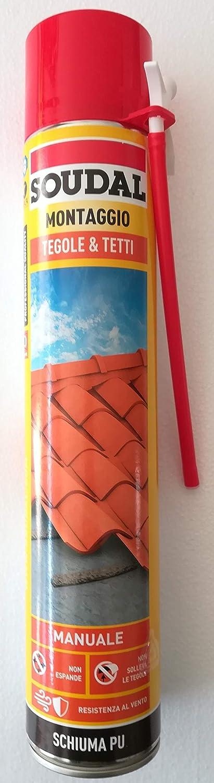 Espuma poliuretano universal 750 ml Profesional con Boquilla: Amazon.es: Bricolaje y herramientas