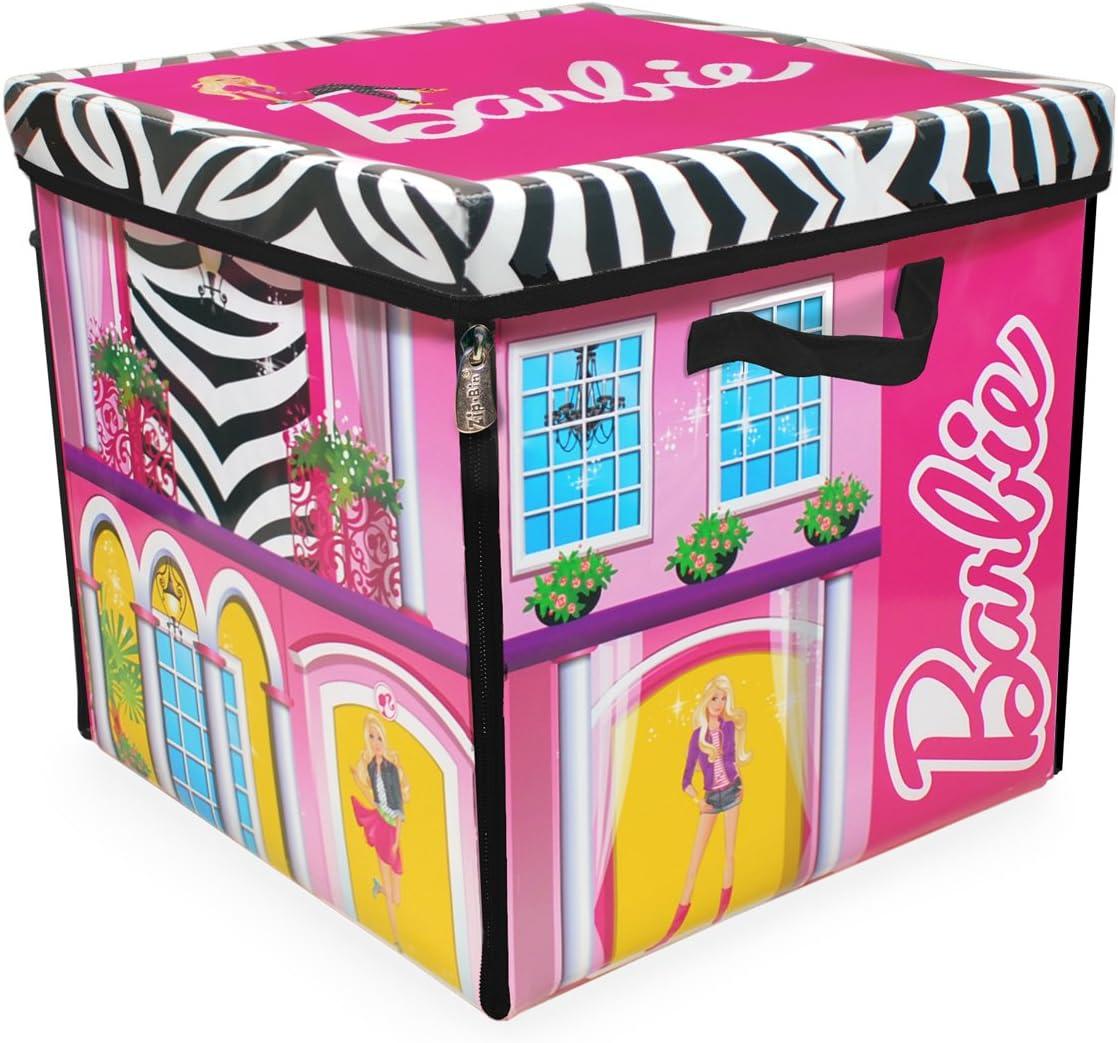 Amazon.es: Barbie A1465XX - Zipbin casa de ensueño, caja de ...