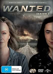 Wanted: Season 3 (DVD)