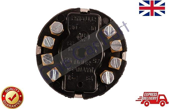 5711 Interrupteur de d/émarrage 3 voies pour moteur de tracteur Zetor 5511 6911 8011
