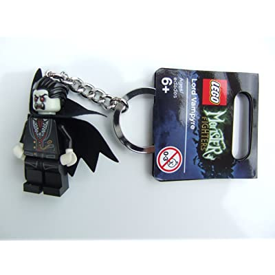 LEGO Monster Fighters Lord Vampyre Key Chain KeyChain: Toys & Games
