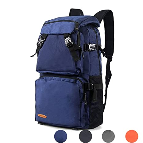cb6ccc4165a0 HUIJIA Cycling Hiking Backpack Lightweight Backpack for Hiking   Travel  Water Resistant Travel Backpack Lightweight Small