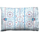 Rink Pillowcase | Hockey Pillows by ChalkTalk SPORTS