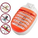 Risingmed Lampe Anti Insectes ou Moustiques Mouches Électrique Sur Prise - Mini LED pratique