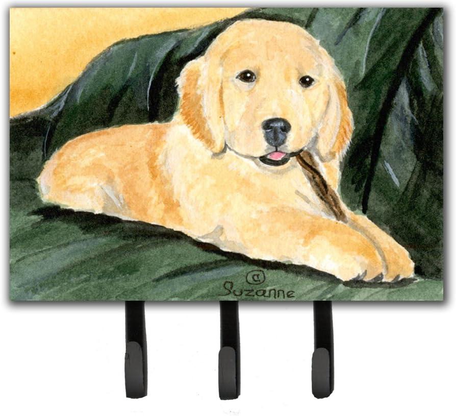 Carolines Treasures 7513TH68 Bloodhound Leash Holder or Key Hook Multicolor Large