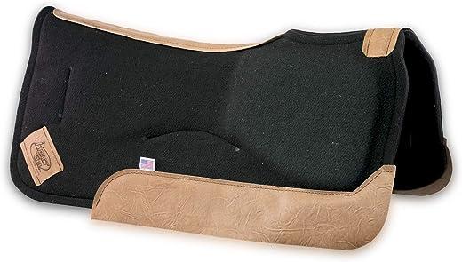 Impact Gel Contour Build Up Saddle Pad
