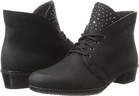 Rieker Damen Y0704 Stiefel: : Schuhe & Handtaschen kFM7O