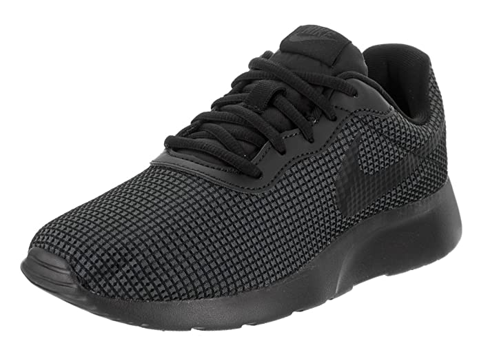 Amazon.com | NIKE Womens Tanjun SE Black/Black/Anthracite/White Running Shoe 8 Women US | Fashion Sneakers