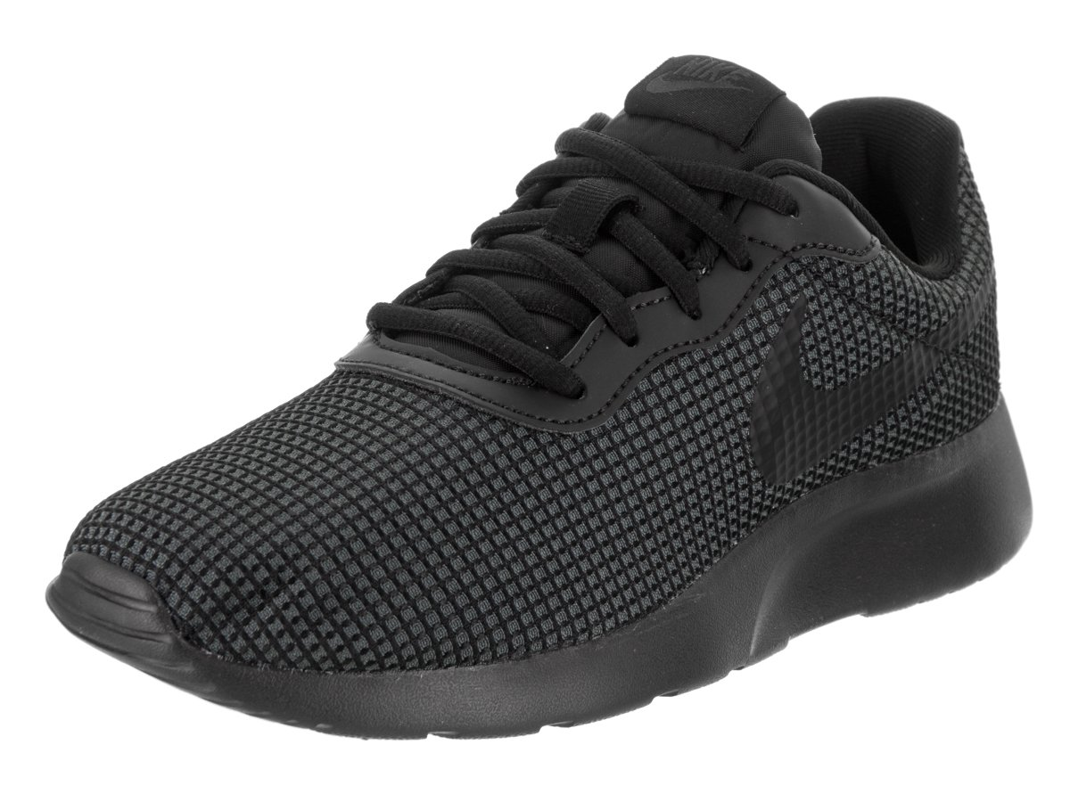 Nike Women's Tanjun SE Black/Black/Anthracite/White Running Shoe 8 Women US