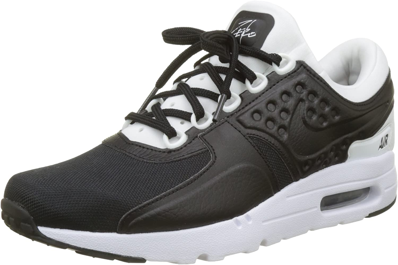 Nike Men s Air Max Zero Premium Ankle-High Fabric Running Shoe