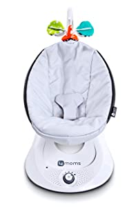 4moms rockaRoo - Compact Baby Swing Review