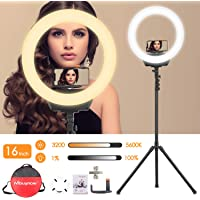 Mbuynow 38-W Ring Light with Stand 16