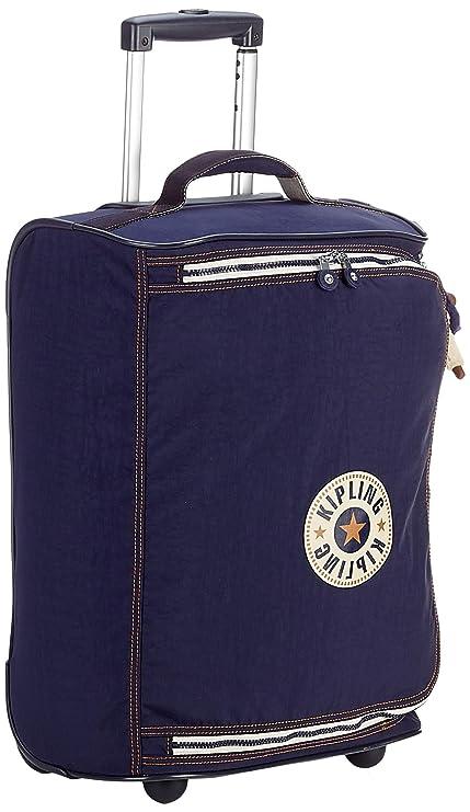 f234e512676 Kipling TEAGAN XS Bag Organiser, 50 cm, 33 liters, Blue (Active Bl):  Amazon.co.uk: Luggage