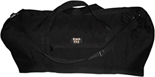 product image for BAGS USA Extra large Eagle Duffle bag,tough 1000 denier Cordura Made in USA.