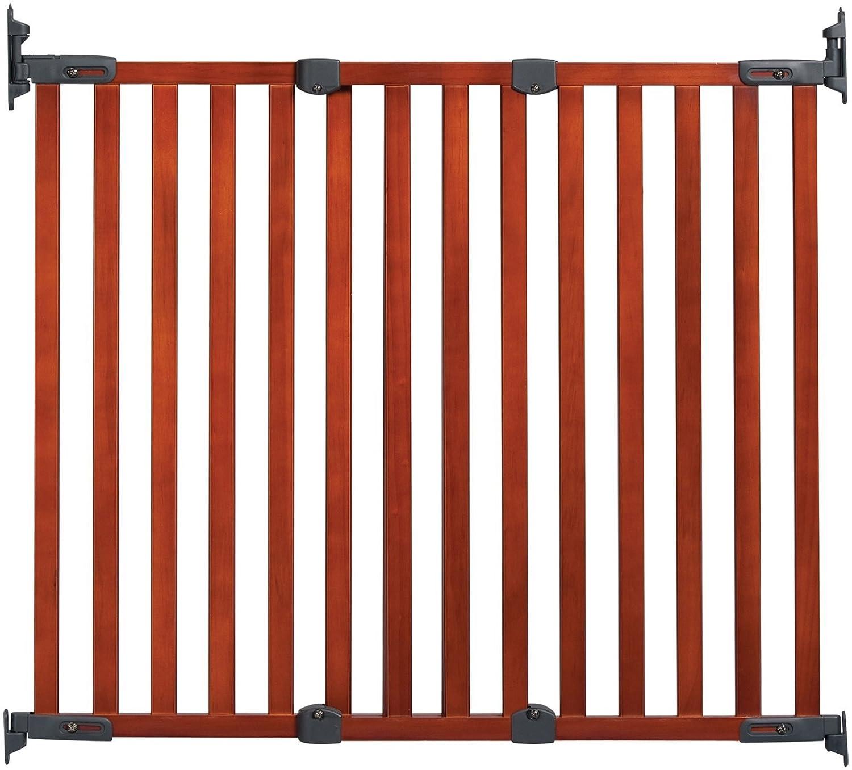 最新のデザイン Kidco Angle Mount Wood Safeway Wall G2301 Kidco Mounted Wall Cherry 28.5