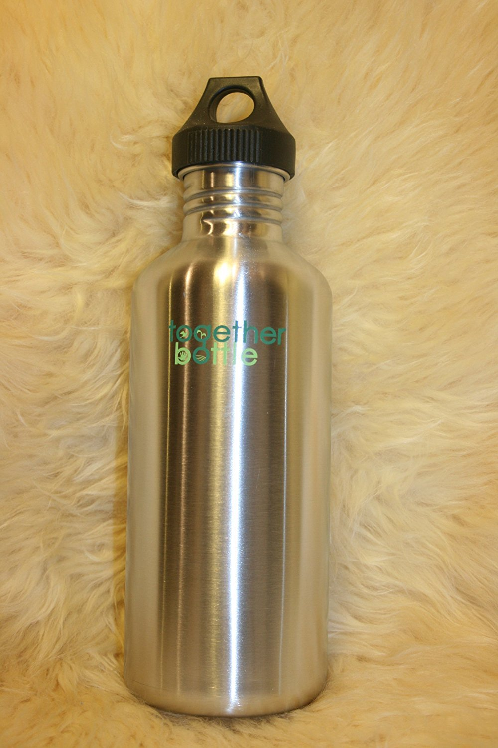 Amazon.com: Together Bottle: 40 Oz Stainless Steel Water Bottle ...