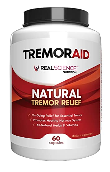 Tremoraid Natural Essential Tremor Relief Supplements - Effective And  Powerful Help