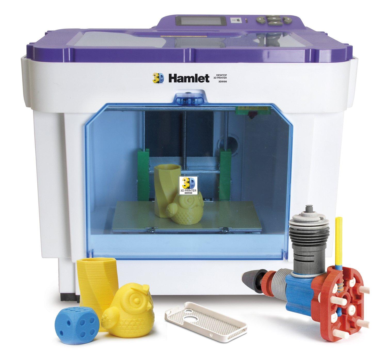 Hamlet HP3DX100 - Impresora 3D (importado): Amazon.es: Industria ...