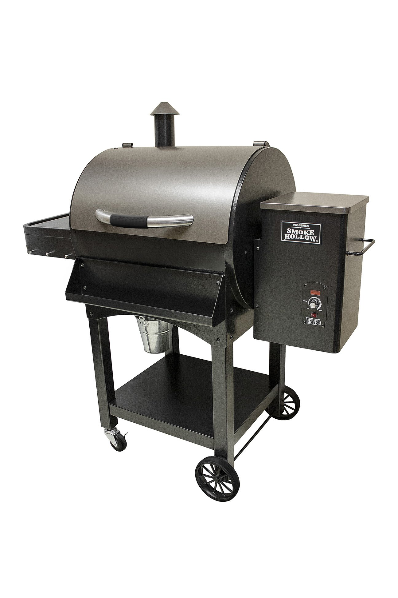 Smoke Hollow 2415PG Pellet Grill, 24'' 480 sq.in Cooking Area