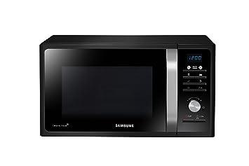 Samsung MG23F301TCK Encimera 23L 800W Negro - Microondas (Encimera, 23 L, 800 W