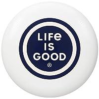 Life is Good Unisex-Adult Frisbee Disc